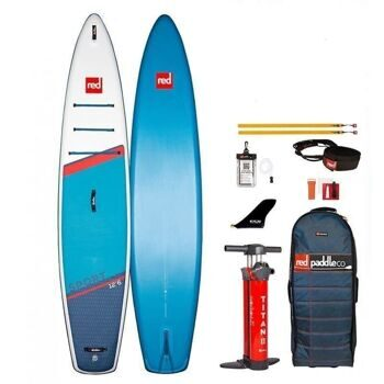 "Red Paddle 12'6"" SPORT 2021 скоростной сапборд"