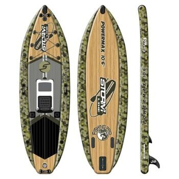 "Stormline Powermax Fishing PRO 10'6"" SUP для рыбалки"